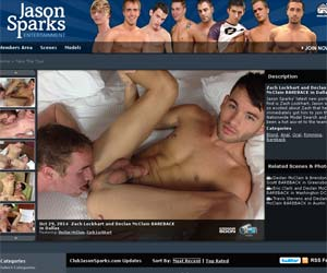 Welcome to Club Jason Sparks - Sex that'll SPARK your interest